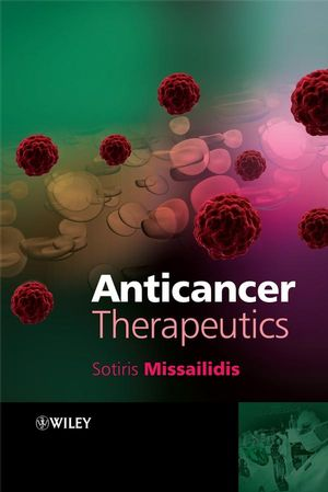 Anticancer Therapeutics (0470697032) cover image