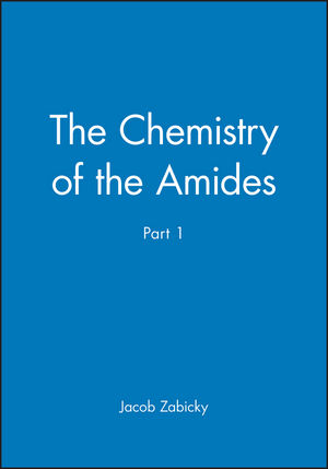 The Chemistry of the Amides, Part 1