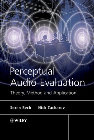 Perceptual Audio Evaluation - Theory, Method and Application (0470869232) cover image