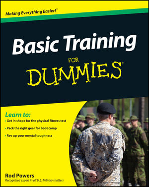 Basic Training For Dummies (0470881232) cover image
