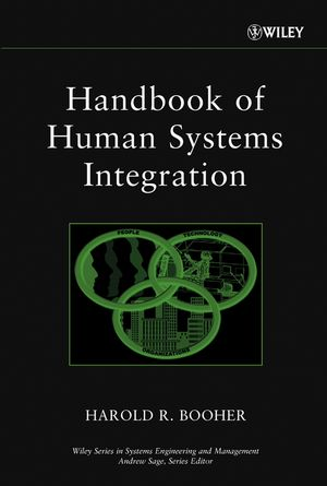 Handbook of Human Systems Integration  (0471020532) cover image