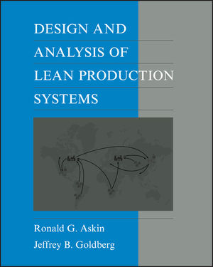 Design and Analysis of Lean Production Systems (0471115932) cover image