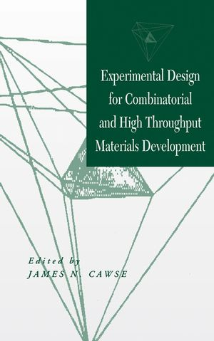 Experimental Design for Combinatorial and High Throughput Materials Development