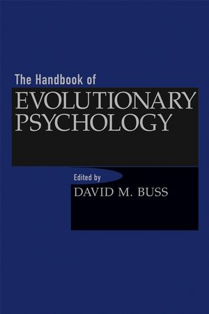 The Handbook of Evolutionary Psychology (0471264032) cover image