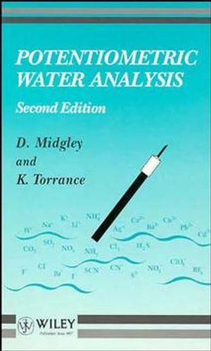 Potentiometric Water Analysis, 2nd Edition