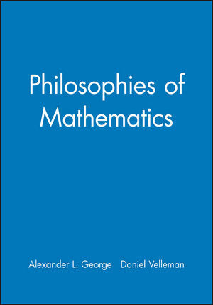 Philosophies of Mathematics (0631195432) cover image