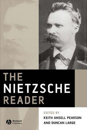 The Nietzsche Reader (0631226532) cover image