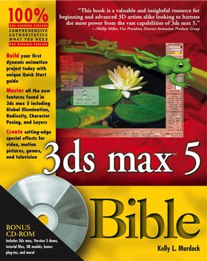 3ds max 5 Bible