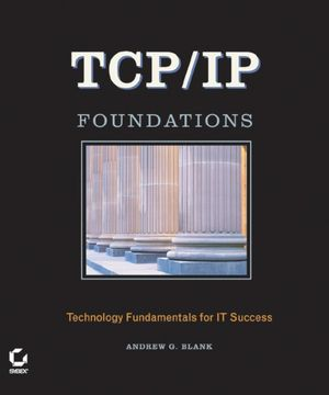 TCP/IP Foundations (0782151132) cover image