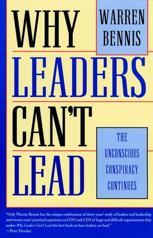Why Leaders Can