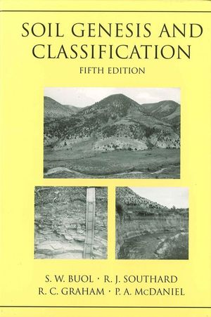 Soil Genesis and Classification, 5th Edition (0813828732) cover image