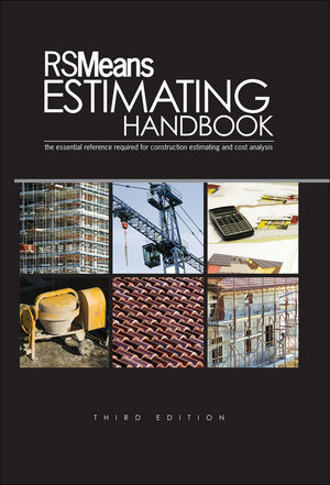 RSMeans Estimating Handbook, 3rd Edition (0876292732) cover image