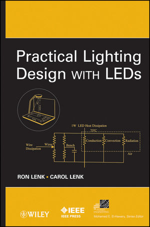 Practical Lighting Design with LEDs (1118011732) cover image