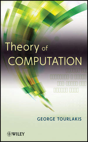 Theory of Computation (1118315332) cover image