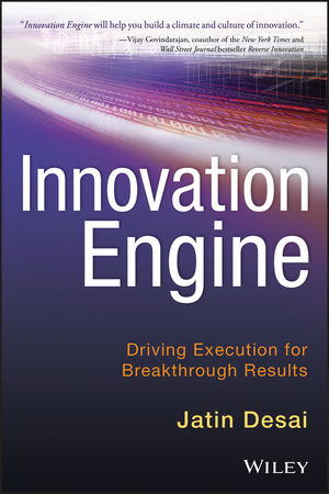 Innovation Engine: Driving Execution for Breakthrough Results (1118355032) cover image