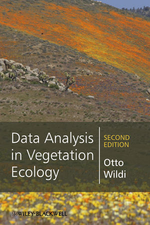 Data Analysis in Vegetation Ecology, 2nd Edition (1118384032) cover image