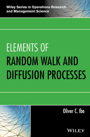 Elements of Random Walk and Diffusion Processes (1118617932) cover image