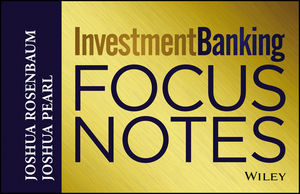 Investment Banking Focus Notes (1118710932) cover image
