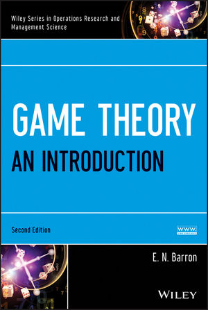 Game Theory: An Introduction, 2nd Edition (1118781732) cover image