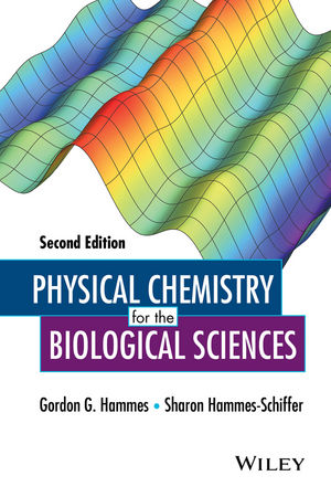 Physical Chemistry for the Biological Sciences, 2nd Edition (1118858832) cover image
