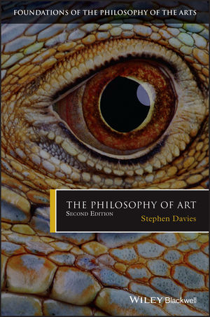 The Philosophy of Art, 2nd Edition (1119091632) cover image