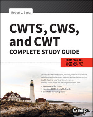 CWTS, CWS, and CWT Complete Study Guide: Exams PW0-071, CWS-2017, CWT-2017 (1119385032) cover image