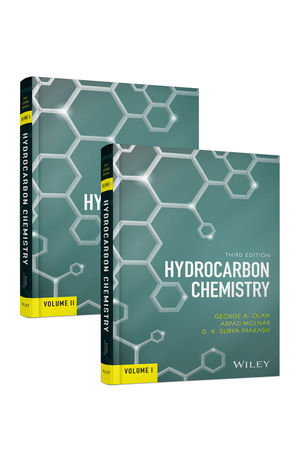 Hydrocarbon Chemistry, 3rd Edition (1119390532) cover image
