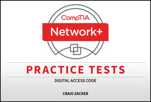 CompTIA Network+ Practice Tests Digital Access Code