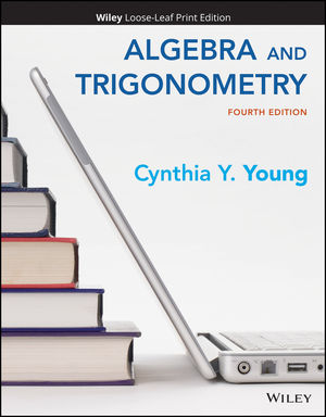 Algebra and Trigonometry, 4th Edition