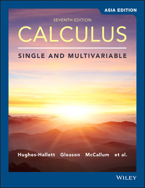 Calculus: Single Variable, Seventh Edition Asia Edition