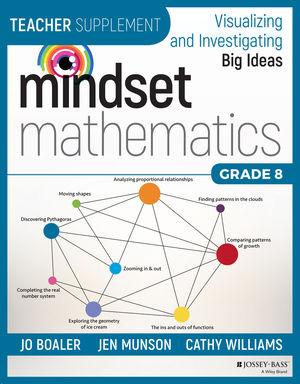 Mindset Mathematics - 8: Teacher Supplement