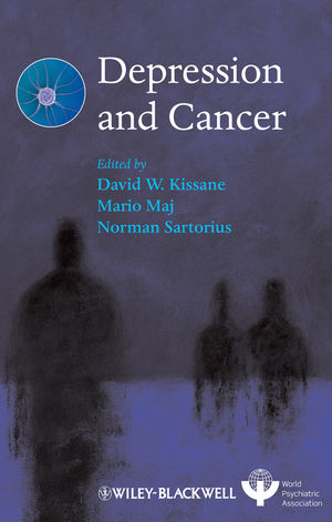 Depression and Cancer (1119957532) cover image