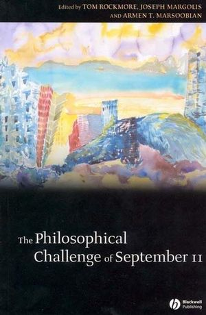The Philosophical Challenge of September 11 (1405108932) cover image