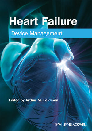 Heart Failure: Device Management (1444314432) cover image