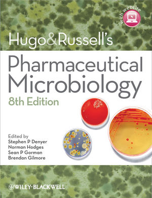 Hugo and Russell's Pharmaceutical Microbiology, 8th Edition
