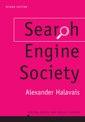 Search Engine Society, 2nd Edition (1509516832) cover image