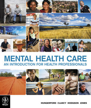 Mental Health Care: An Introduction for Health Professionals