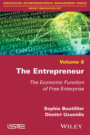 The Entrepreneur: The Economic Function of Free Enterprise (1786300532) cover image