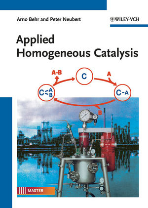Applied Homogeneous Catalysis (3527326332) cover image