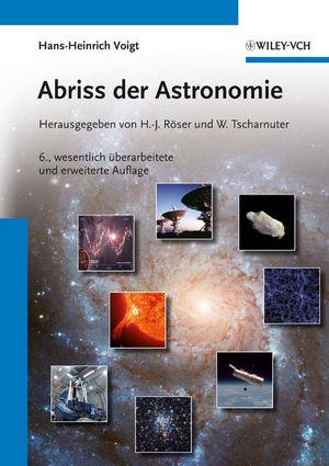 Abriss der Astronomie, 6. Auflage