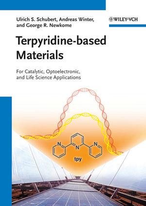 Terpyridine-based Materials: For Catalytic, Optoelectronic and Life Science Applications (3527639632) cover image