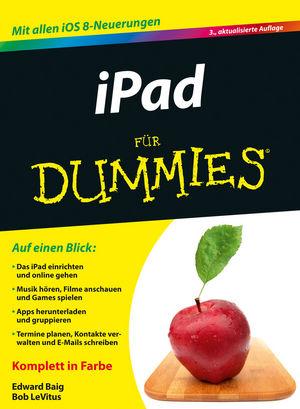 iPad für Dummies, 3. Auflage