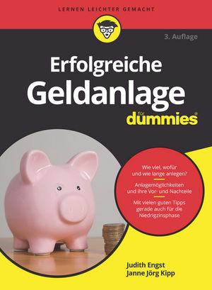 Erfolgreiche Geldanlage für Dummies, 3. Auflage