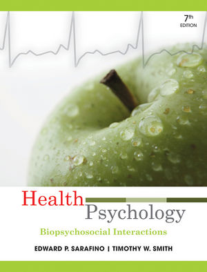Health Psychology: Biopsychosocial Interactions, 7th Edition (EHEP001732) cover image