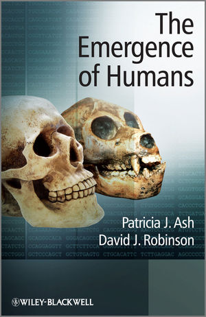 The Emergence of Humans: An Exploration of the Evolutionary Timeline (0470013133) cover image