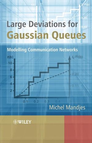Large Deviations for Gaussian Queues: Modelling Communication Networks (0470015233) cover image