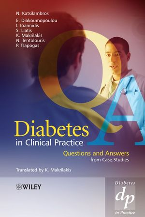 Diabetes in Clinical Practice: Questions and Answers from Case Studies (0470059133) cover image