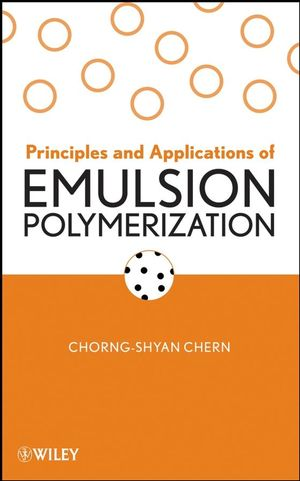 Principles and Applications of Emulsion Polymerization (0470377933) cover image