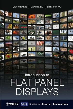 Introduction to Flat Panel Displays (0470516933) cover image