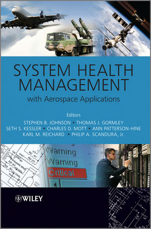System Health Management: with Aerospace Applications (0470741333) cover image
